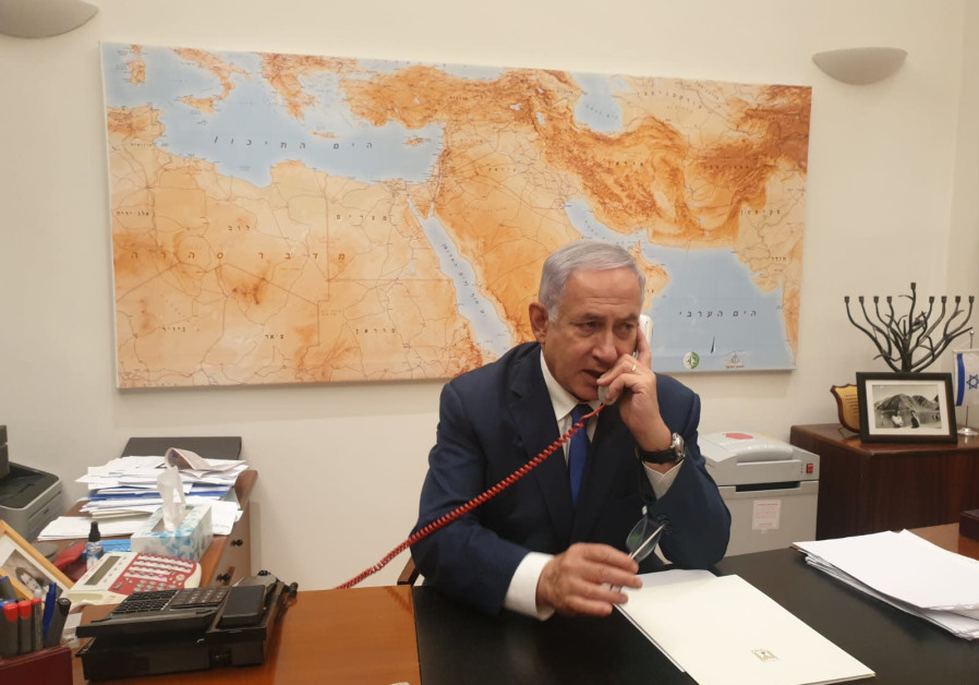 Netanyahu: Israel is prepared for all scenarios with Hezbollah