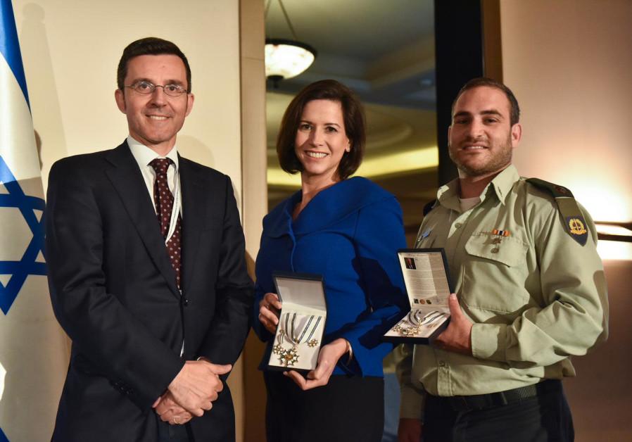 Israel gov't lawyers help NATO fight lawfare, receive awards