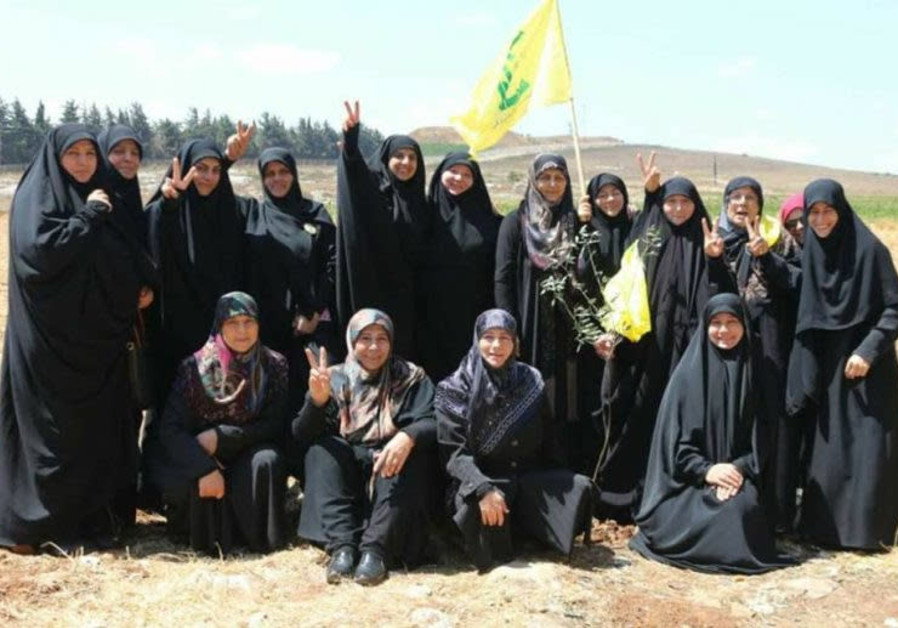 How does Hezbollah systematically infiltrate Lebanon?
