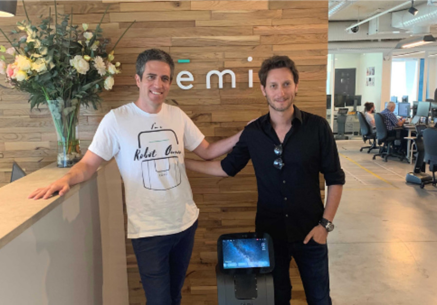 Robotemi names Lior Suchard as new CBO