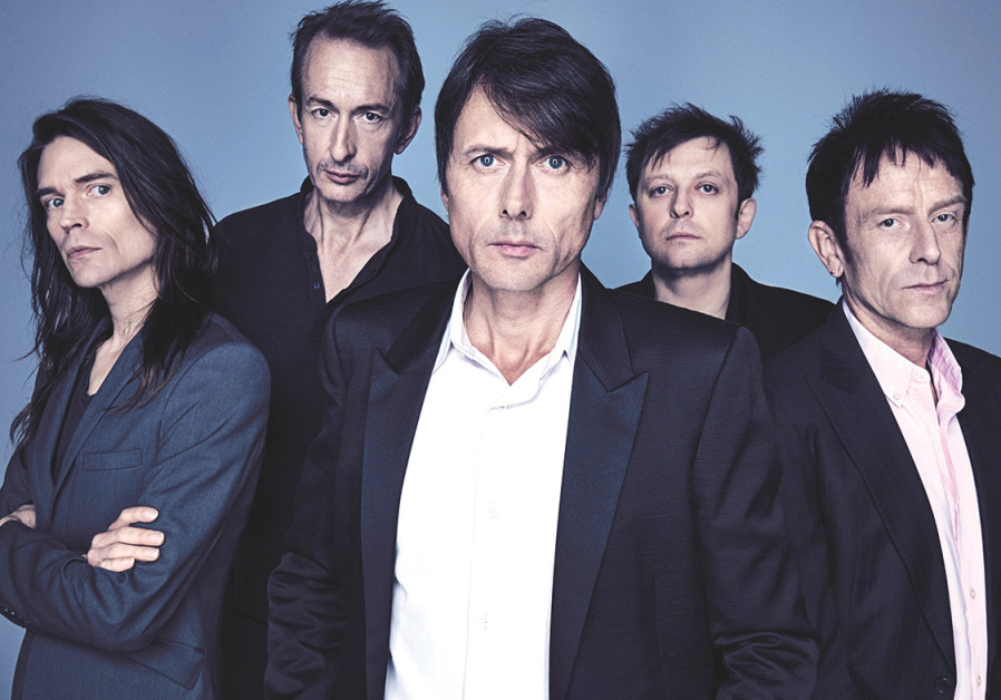 Suede to rock Live Park in Rishon