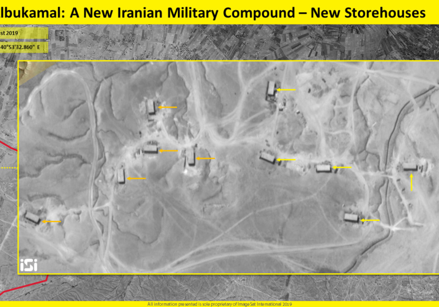 Iran setting up large-scale military base in Syria - Middle