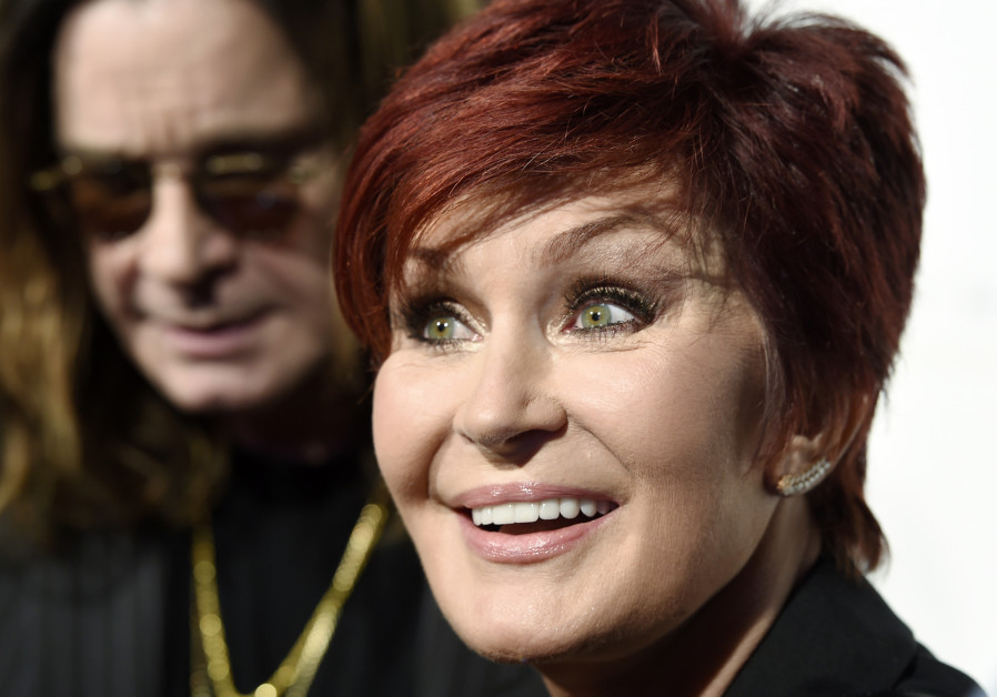 Sharon Osbourne on Corbyn: 'He is revolting