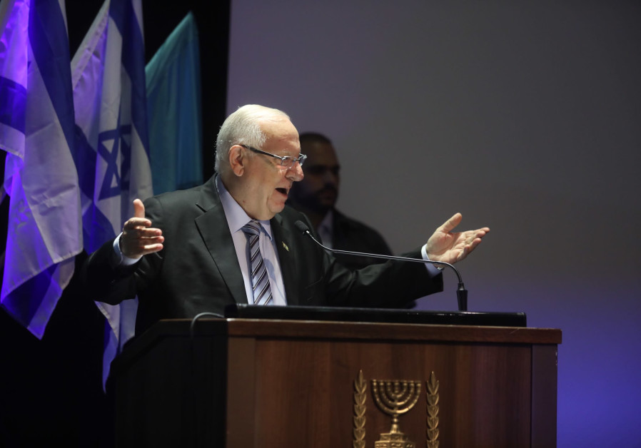 Rivlin: Jewish Hebron not stumbling bloc to peace