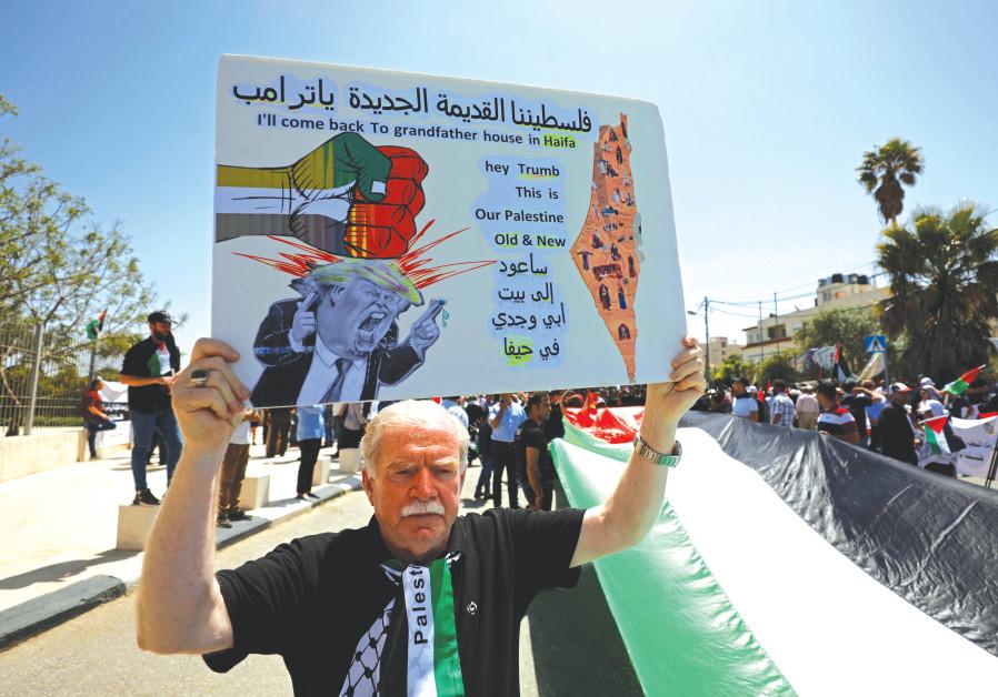 Israeli leftists and 'the occupation'