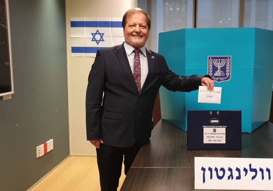Israeli Election kicks off as first votes cast in NZ embassy