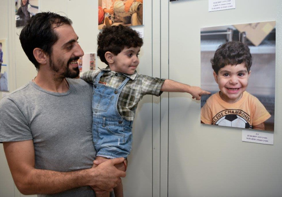 Hadassah opens new pediatric bone marrow transplantation unit