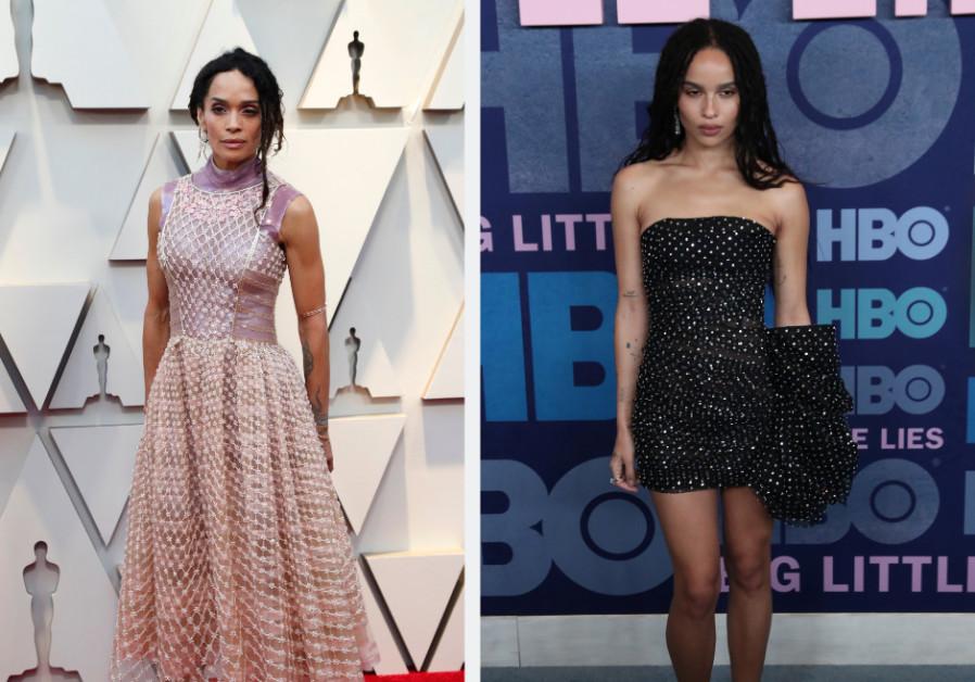 Vanity Fair names Lisa Bonet, Zoe Kravitz as best dressed