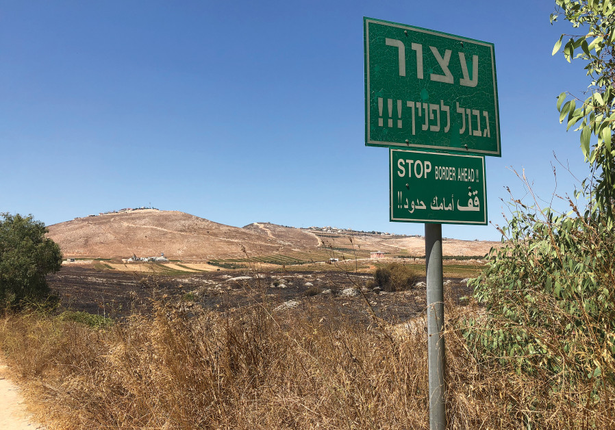 THE ISRAEL-LEBANON border this week – when will the next flareup take place?