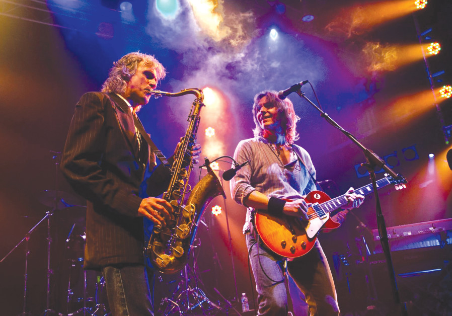 Experiencing Dire Straits and all that jazz