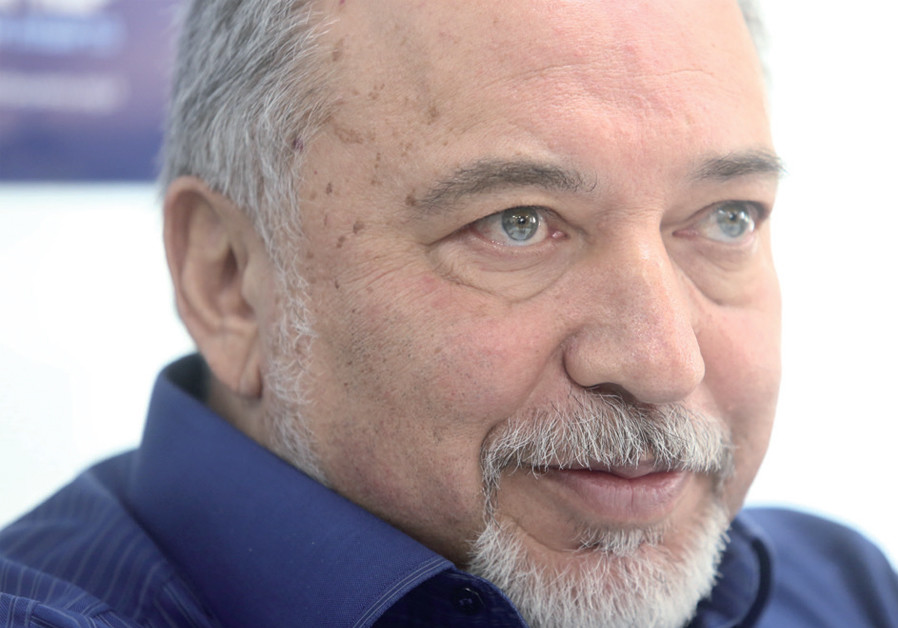Liberman declines to recommend Gantz or Netanyahu to form govt