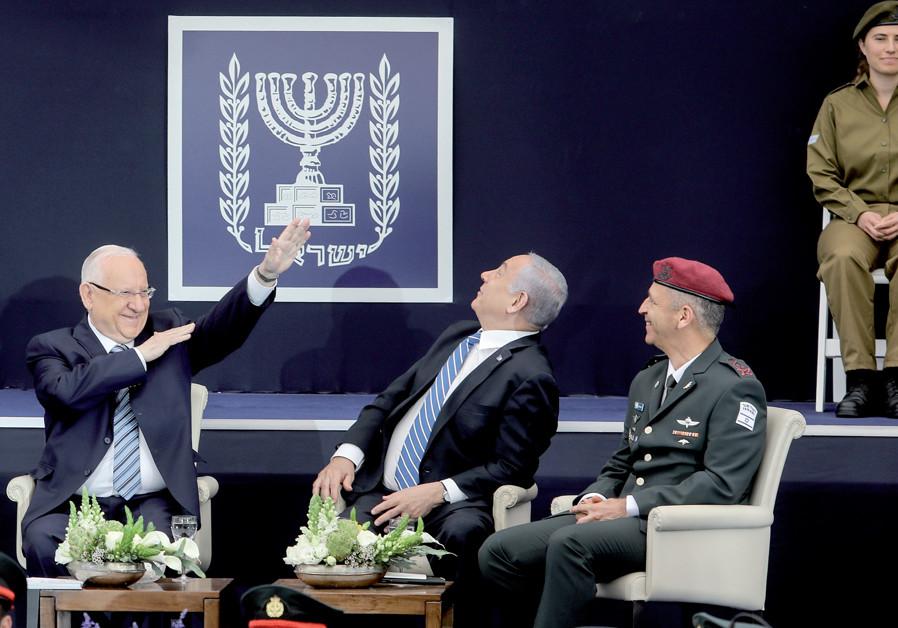 Has Netanyahu, 'Mr. Security,' gone too far?