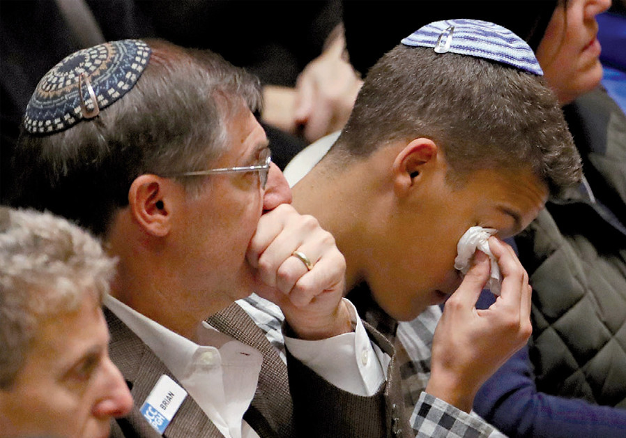 AJC marks one year since Pittsburgh shooting with #ShowUpForShabbat