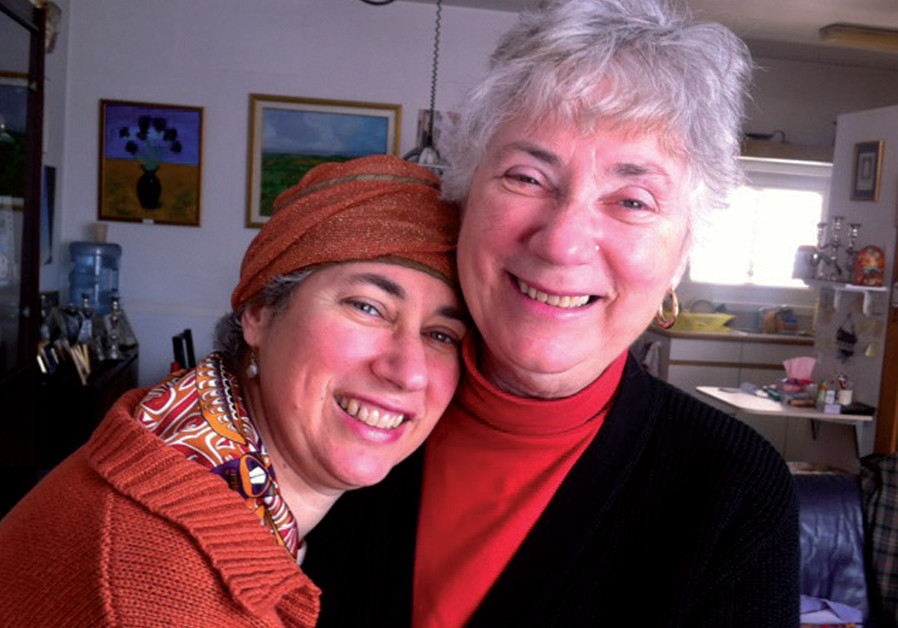 Miriam Green and her mother, Naomi Cohen (Credit: Courtesy)