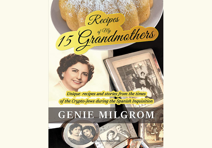 The cover of Genie Milgrom's book ( Credit: Courtesy)