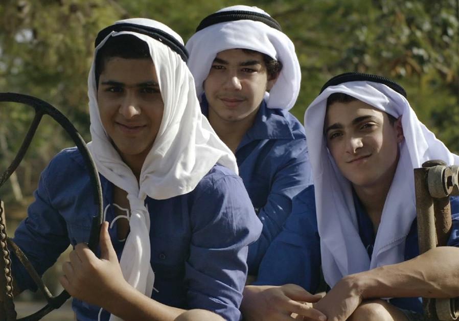 'The Voice of Ahmad' presents short films on Israeli reality
