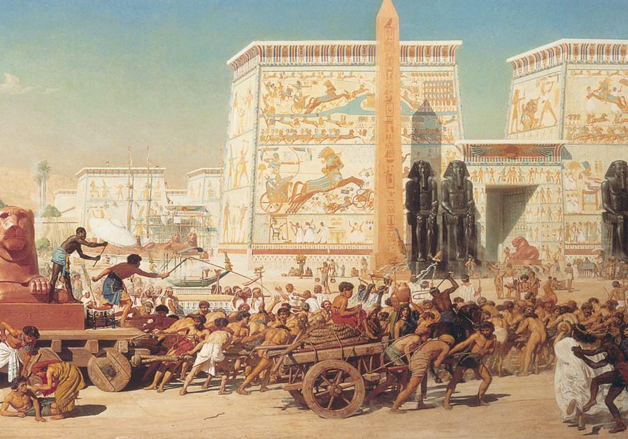 PARASHAT KI TETZEI: Slave morality or Divine morality?
