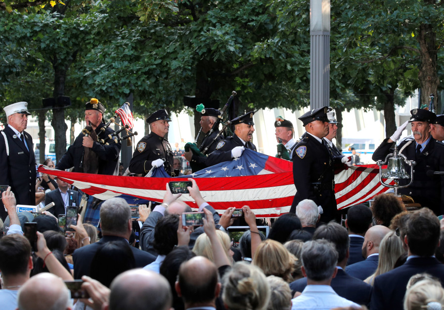 Eighteen years on, US mourns 9/11 victims