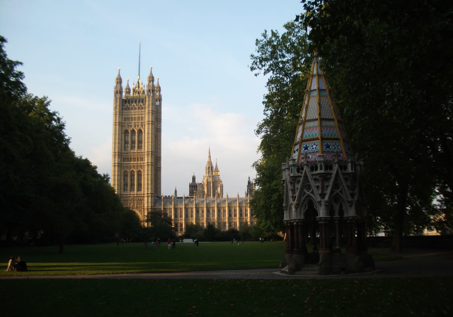 Victoria Tower Gardens, London