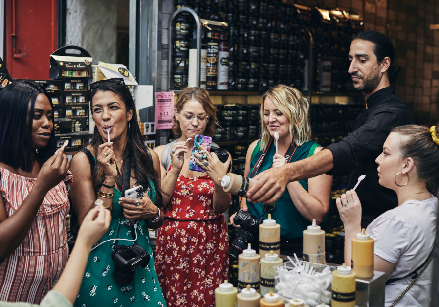 World famous food bloggers and Instagrammers tour Israel
