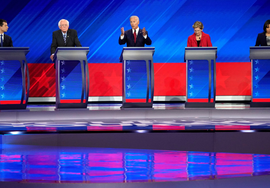 Another Democratic debate links Trump to white supremacy – once again