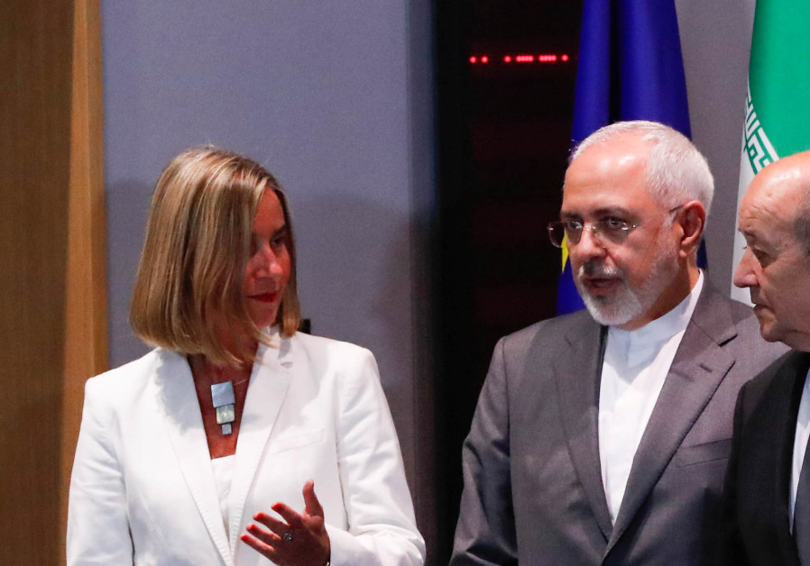 Iran, cooperate with UN nuclear watchdog, European powers urge