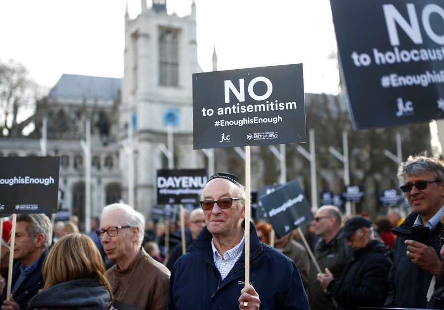 3 out of every 4 LA county Jews view antisemitism as serious - poll