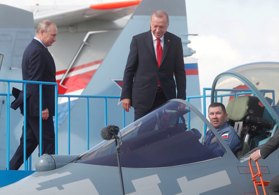 Russia sends Su-57 stealth fighter to Turkey for 'Technofest'