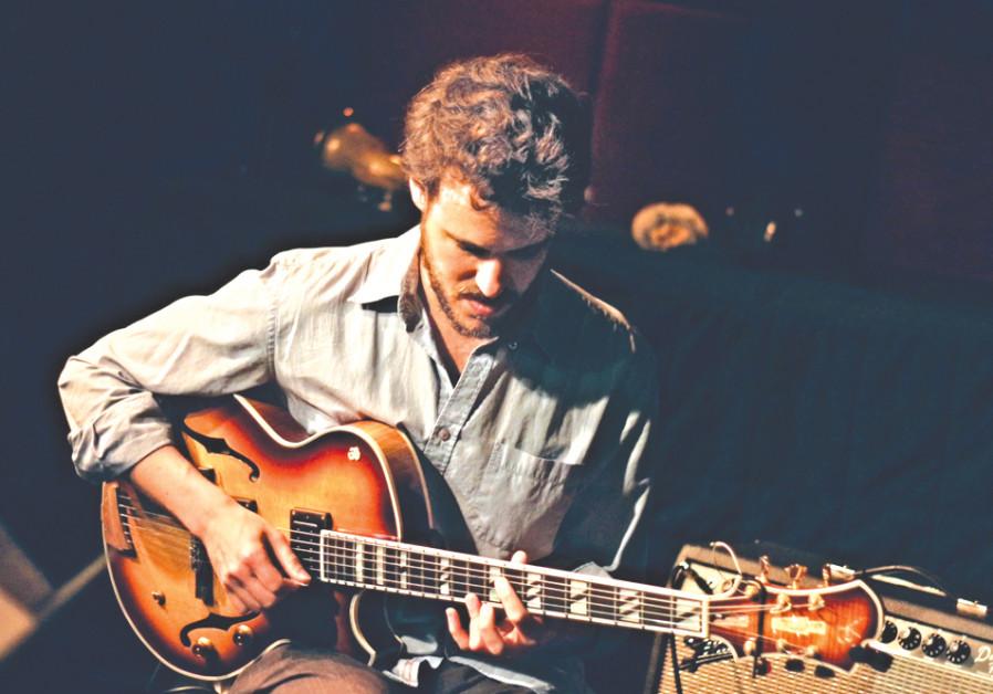GILAD HEKSELMAN – Israeli guitarist has established himself in New York.