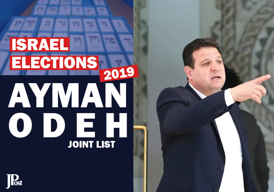 Ayman Odeh, Joint List