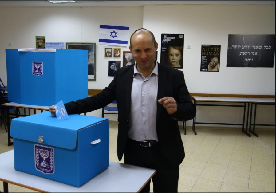 "Naftali Bennett to ""Post"": Trump's map must be avoided at all costs"