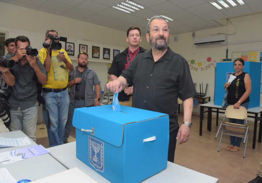 Ehud Barak: First results are worse than what I hoped