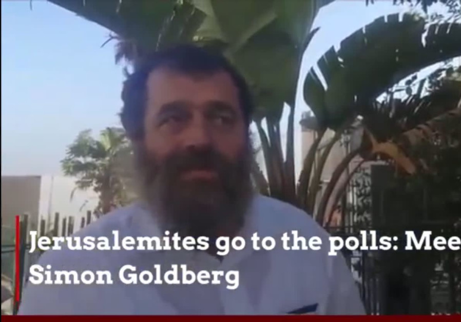 Jerusalem goes to the polls