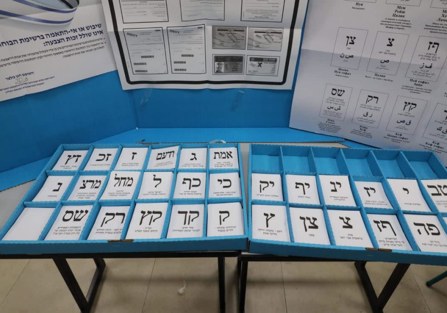 Israel's politicians go to vote
