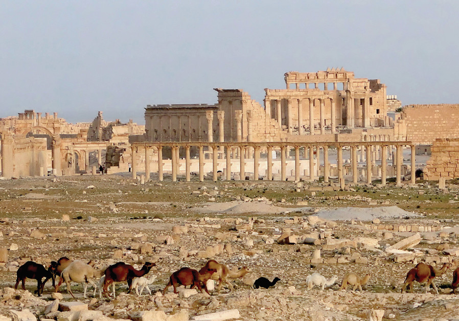 The battle for Palmyra and restoring Syria's cultural heritage