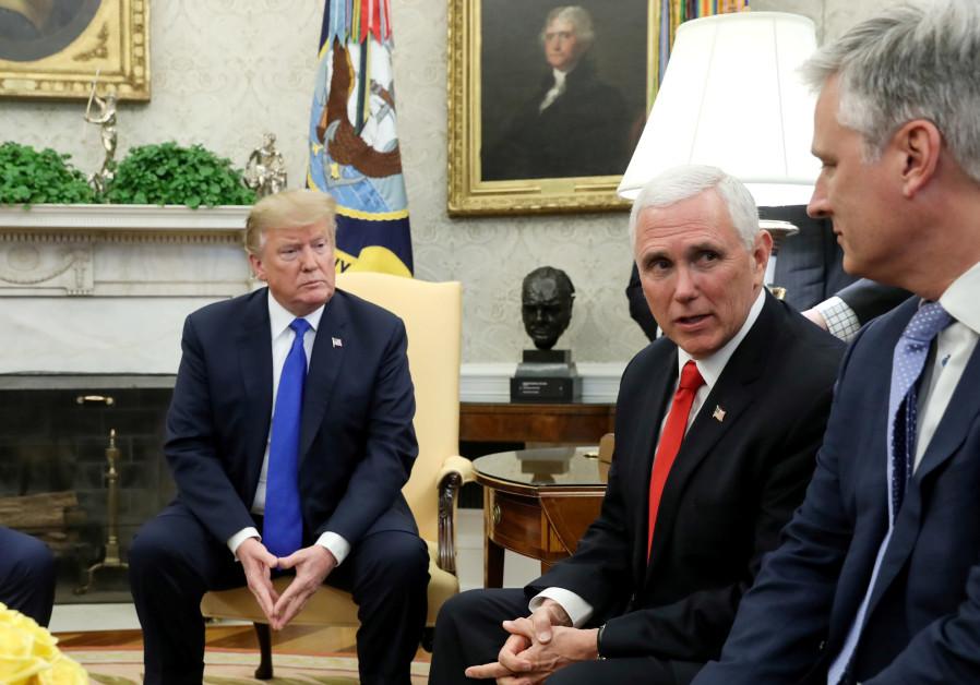 Trump picks hostage negotiator O'Brien for top security job