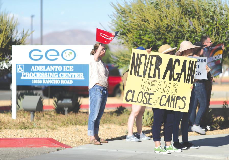 Bearing witness in El Paso