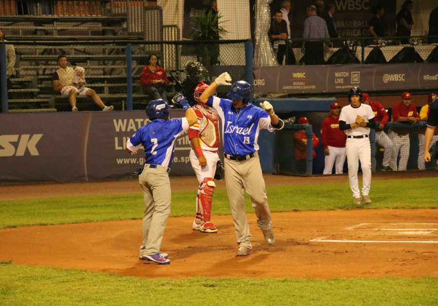 Team Israel opens Olympic qualifier with a 3-0 pitching gem over Spain