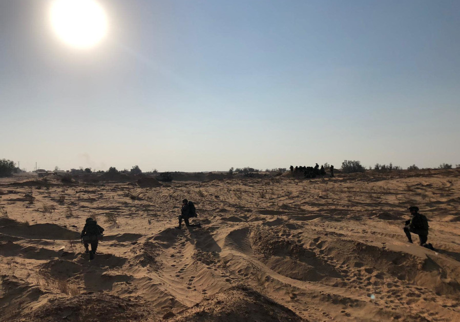 Nahal brigade completes largest drill in three years