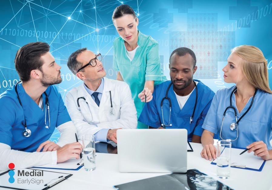 Hillel's Tech Corner: Medial EarlySign - proactive healthcare