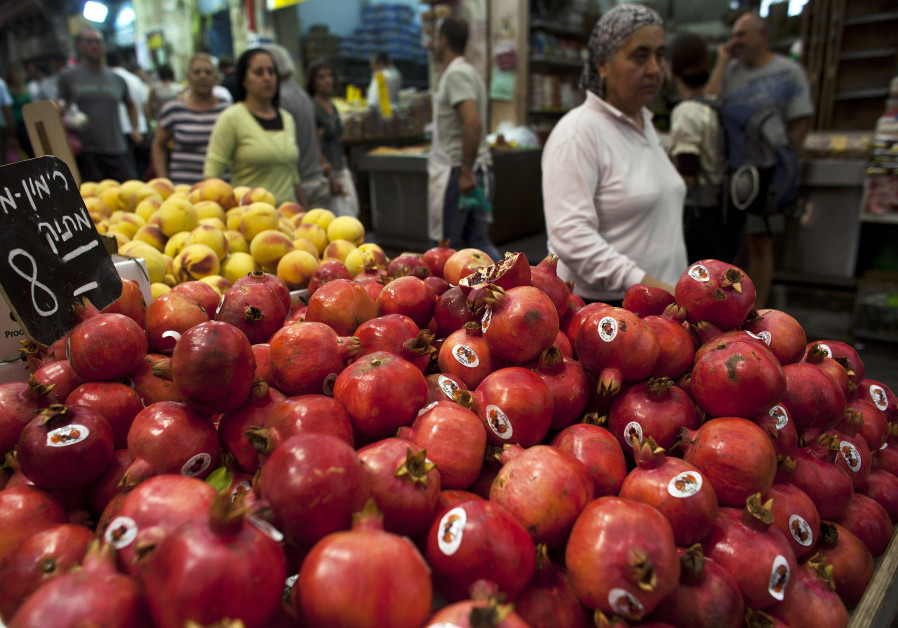 Study: A fourth of annual Israeli food waste occurs during High Holy Days