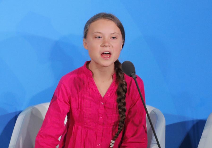 Greta Thunberg to U.N. climate summit: 'you have stolen my dreams'