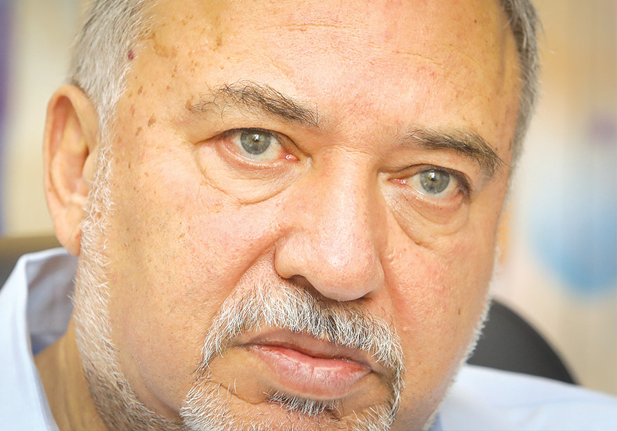 Liberman to present offer to form gov if none reached by Yom Kippur