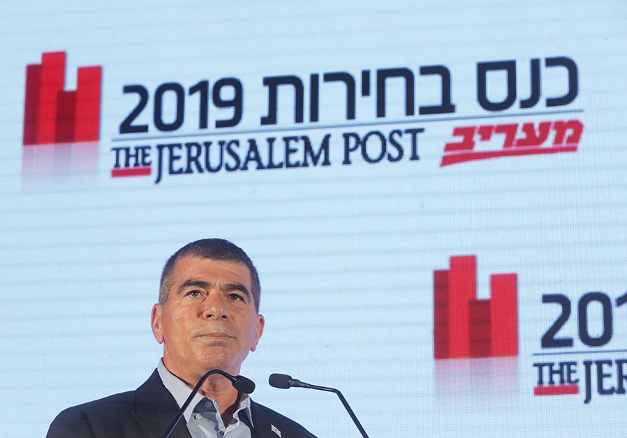 Gabi Ashkenazi: The mandate magnet