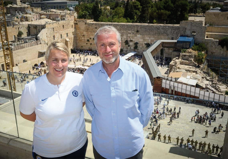 Roman Abramovich: Man with the Midas Touch