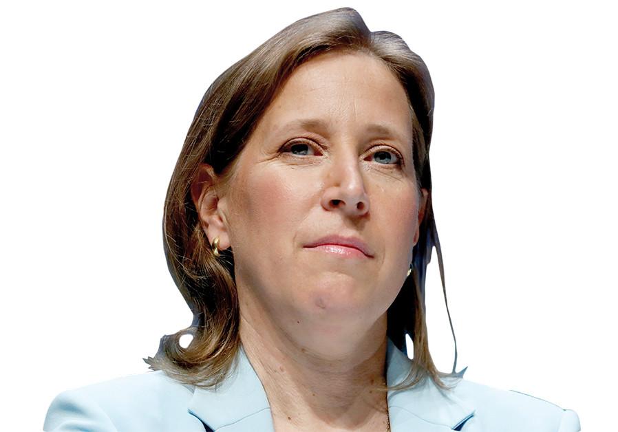 Susan Wojcicki: Encouraging a next generation of girls to use the Internet