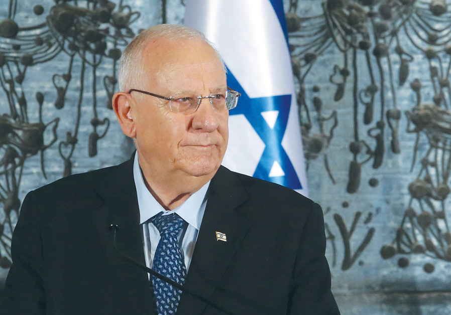 Rivlin again warns of erosion of public trust if elections go 3rd round