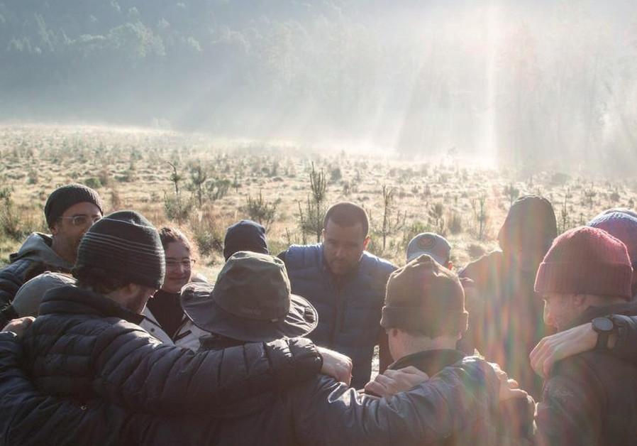 Celebrating Judaism in nature