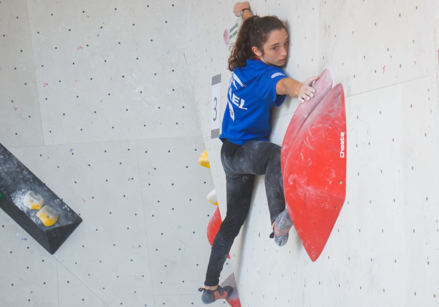 Largest delegation of youth Israeli climbers reached towering heights in Italy