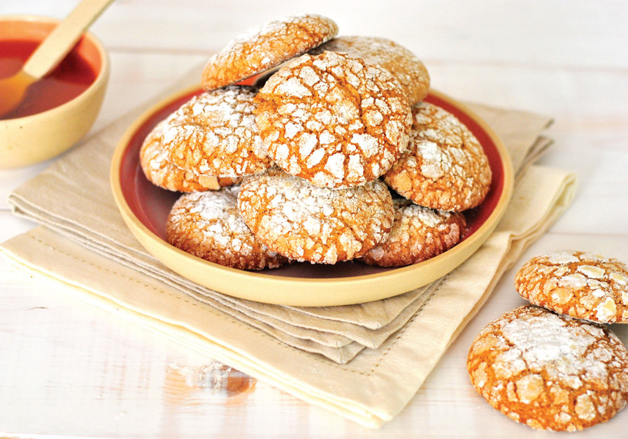 HONEY COOKIES ( Credit: PASCALE PEREZ-RUBIN AND KEREN TIBI)